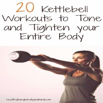 20 Kettlebell Workouts to Tone and Tighten your Entire Body Kettlebells are all bells, no whistles.