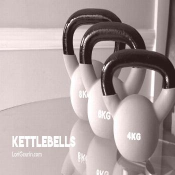 20 Reasons To Try A Kettlebell Workout •  You can get an amazing whole-body workout with a single