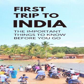 First trip to India - Is backpacking India that hard?! India travel tips for beginners   Flashpacki