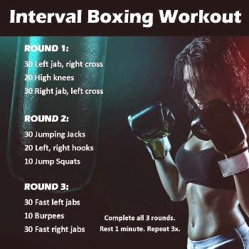 Home workouts   Interval workouts   Tabata Workouts   HIIT workout  