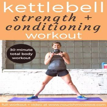 Strength  Conditioning Kettlebell Workout | kettlebell excercises | kettlebell workout |kettlebell