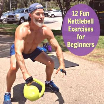 The kettlebell is an excellent fitness tool for creating a sculpted defined body  and you only need